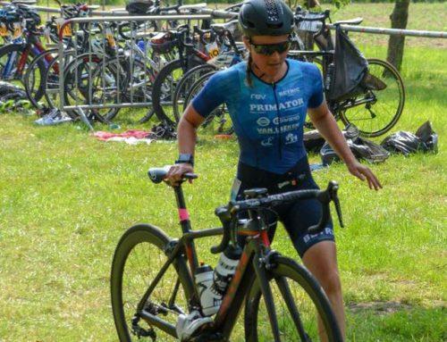 Shelsea Weyn, 2 de plaats dames  triatlon van Hamme