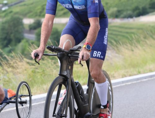 Pascal wordt 3de in agegroup Ironman Luxemburg 2019